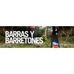 Barretones y Barras